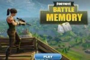 Fortnite Battle Memory