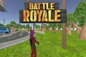 Battle Pixel Royale multijoueur